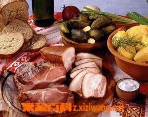 酸性食物有哪些 酸性食物的作用